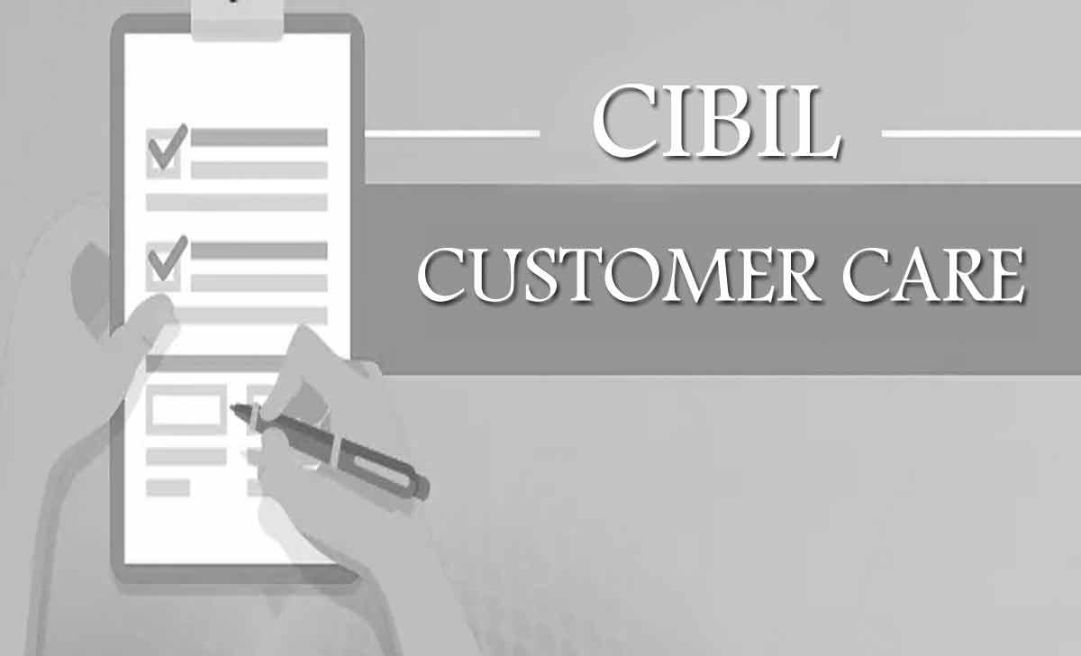CIBIL Customer Care