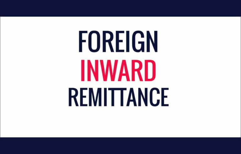 Foreign Inward Remittance