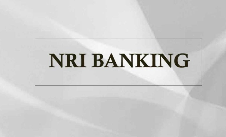 NRI Banking