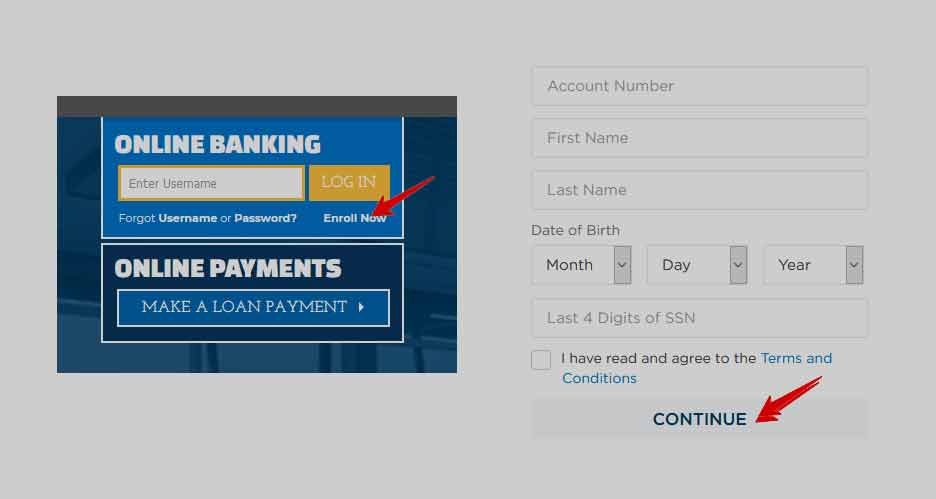 ORNL Online Banking