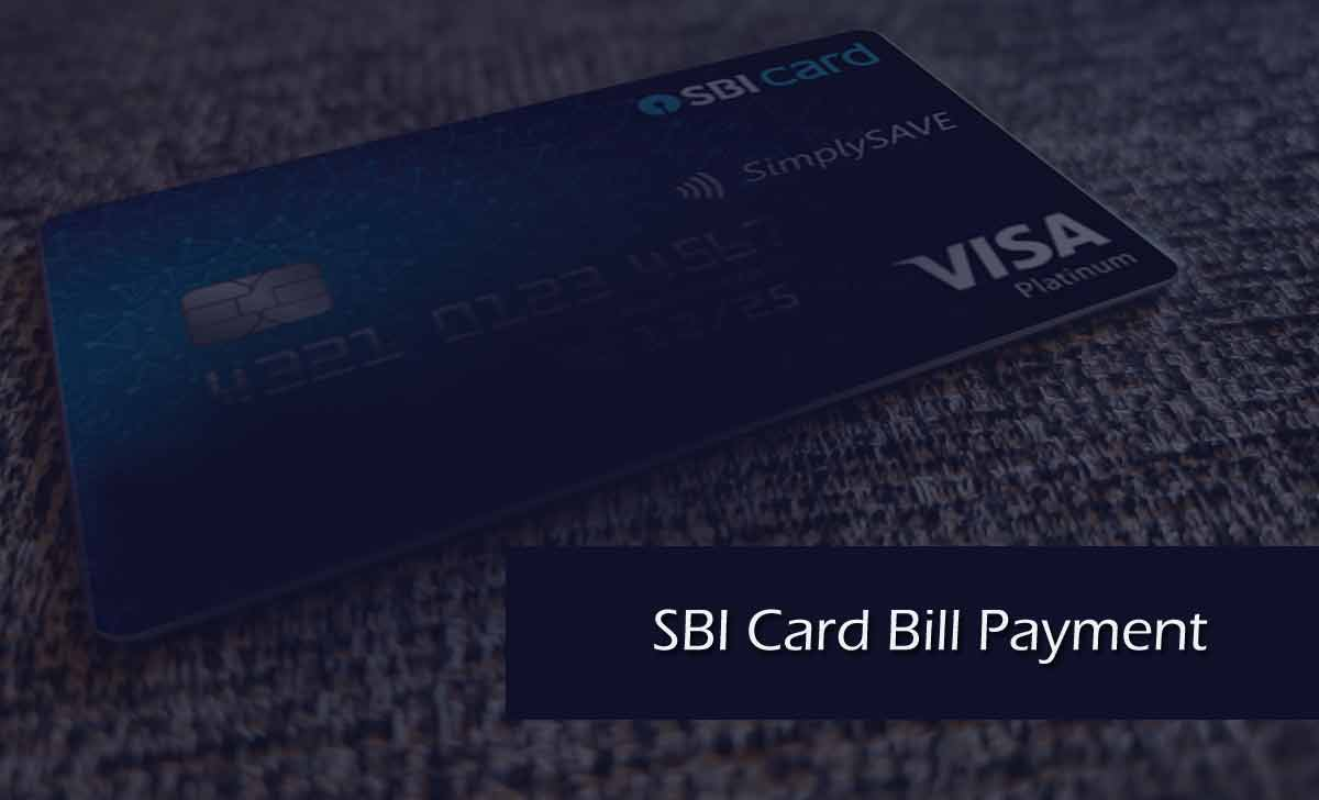 SBI Credit Card Payment
