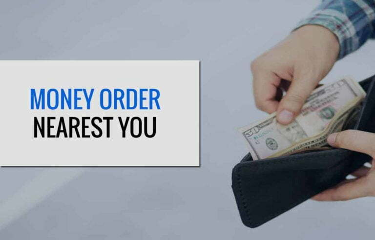 USA Money Order Near You