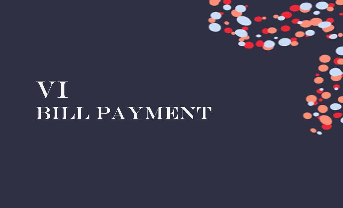 Vodafone Online Payment